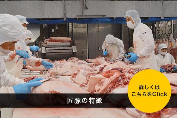 匠味豚の特徴